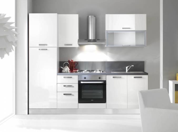 Emejing Cucina Piccola Moderna Contemporary - Embercreative.us ...